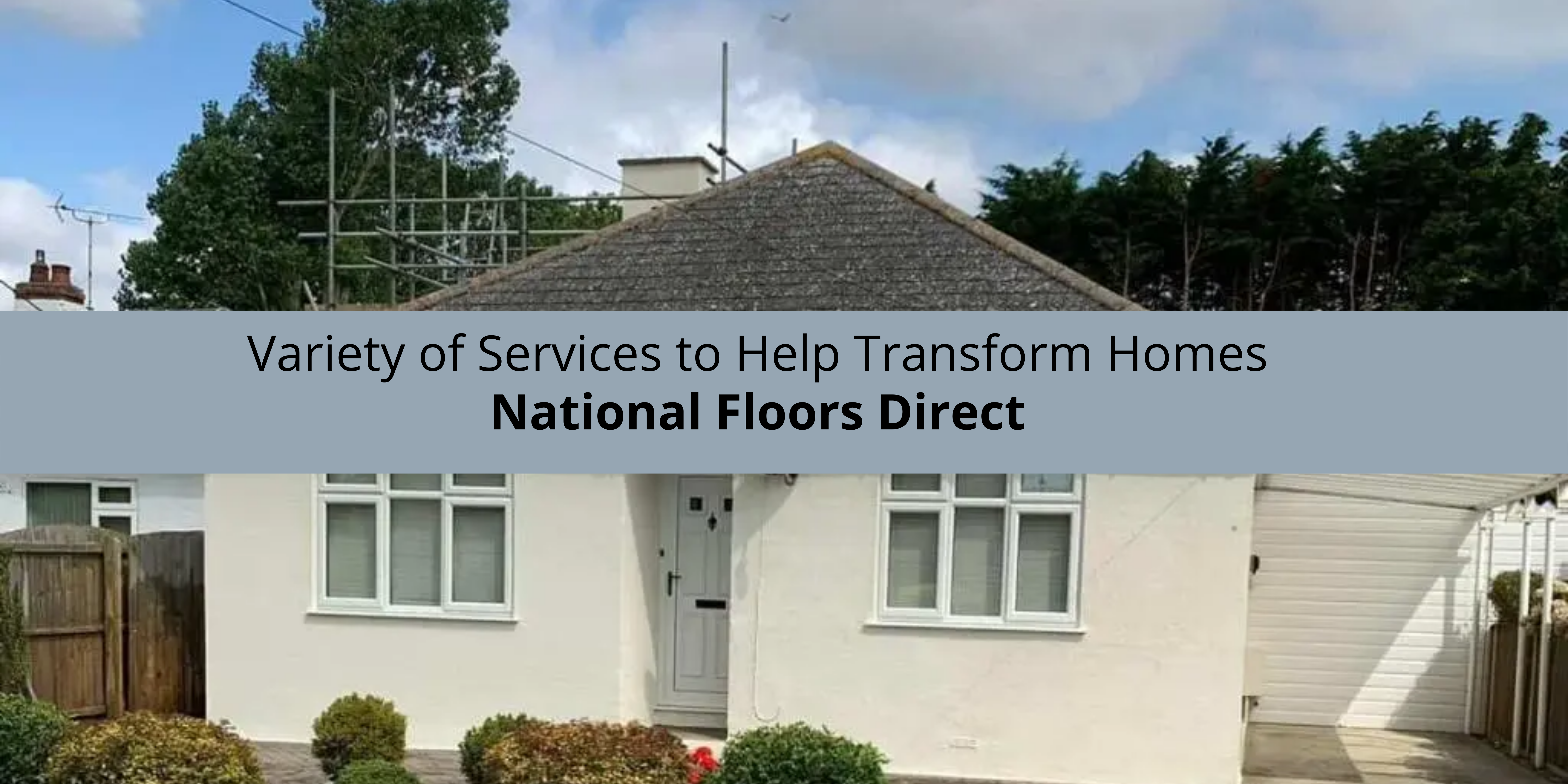 National Floors Direct Present Their Variety of Services to Help Transform Homes